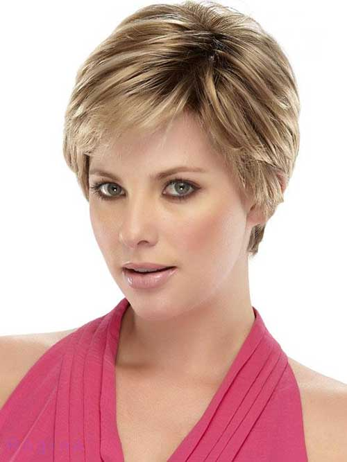 Blonde Pixie Hairstyles Color Ideas