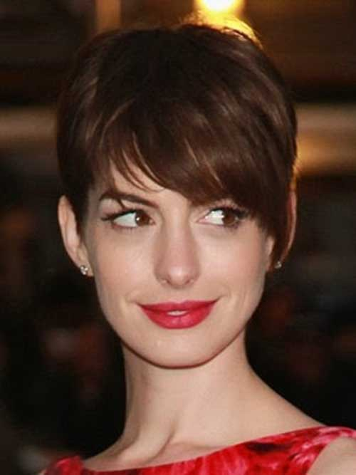 Brown Casual Pixie Cut Ideas