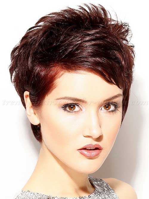 18 Latest Short Layered Hairstyles Short Hair Trends for