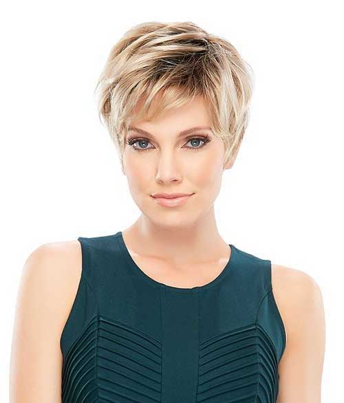 Chic Pixie Cut Hairstyles Images
