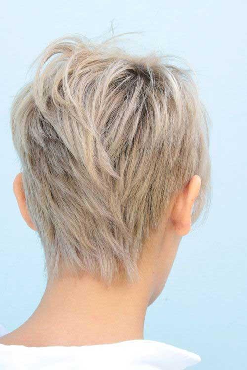 10 Choppy Pixie Haircuts
