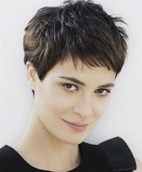 Choppy Pixie Hairstyles Images