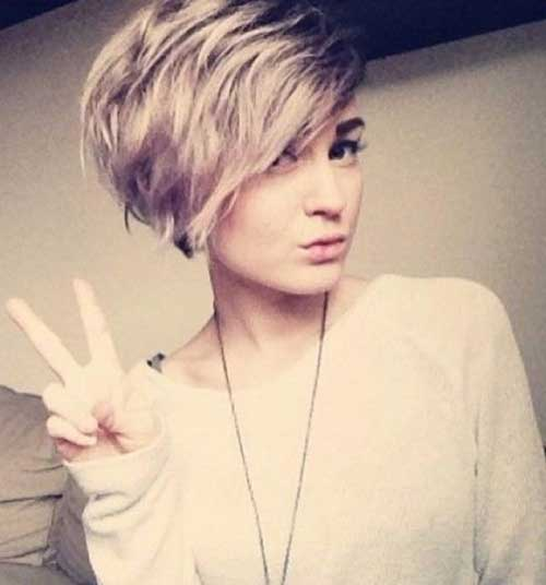 Color Ideas for Pixie Cuts
