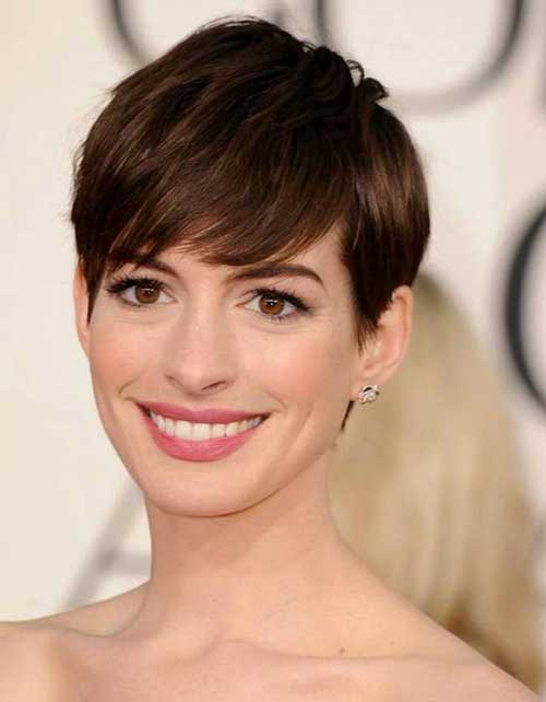 Cute Medium Pixie Hairstyles