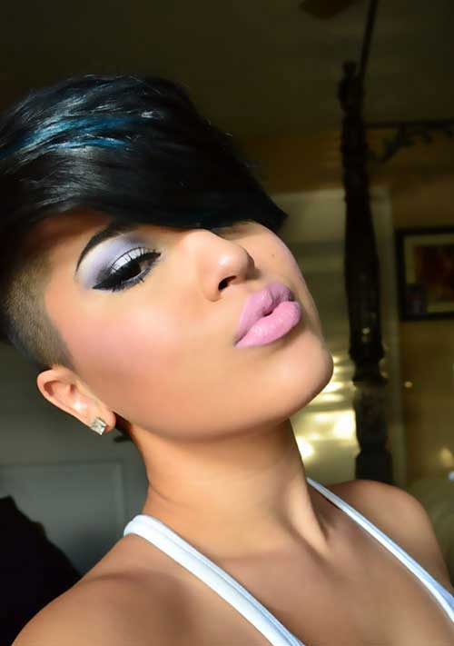 Astonishing 15 Pixie Haircut For Black Women Pixie Cut 2015 Hairstyle Inspiration Daily Dogsangcom
