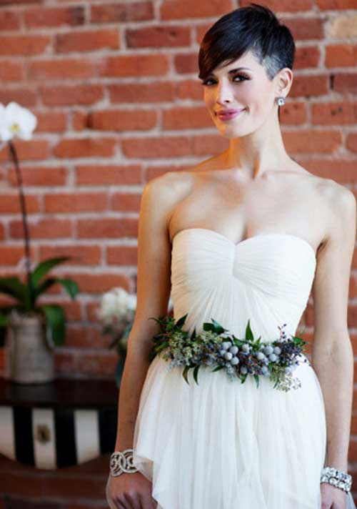 30 Best Pixie Wedding Hair Pixie Cut 2015