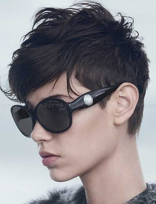 ... - Edgy Pixie Haircuts Pictures Of Edgy Pixie Haircuts Short Edgy