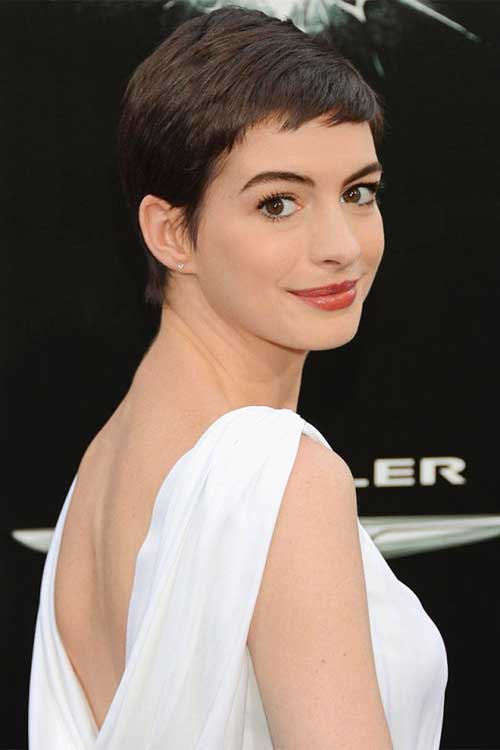 Female Very Short Pixie Cuts Ideas
