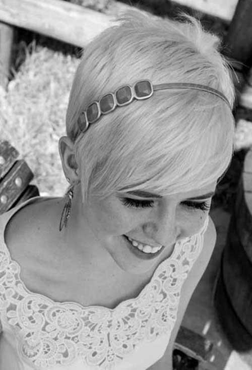 Surprising 15 Feminine Pixie Haircuts Pixie Cut 2015 Hairstyles For Women Draintrainus