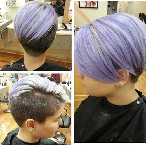 Funky Pixie Bob Hair Cuts