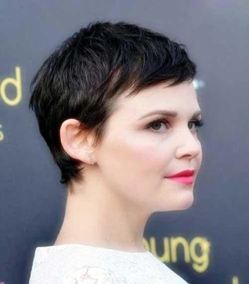 Ginnifer Goodwin Best Pixie Hair Cuts