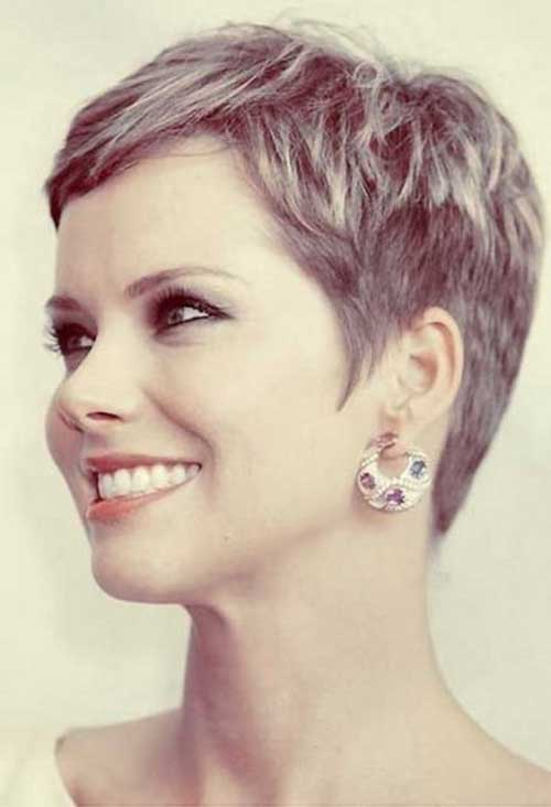 Ideas for Fine Pixie Cuts