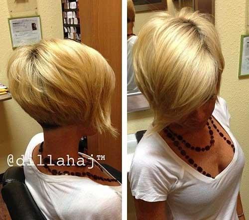 Long Pixie Stylish Blonde Hair Styles