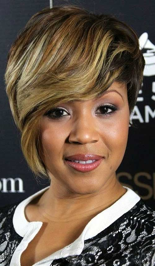 Long Pixie Cuts for Black Women