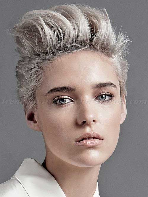 Best Long Top Pixie Hairstyles 2015