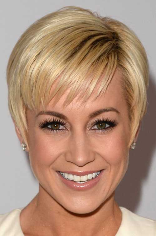 14 Medium Length Pixie Cuts