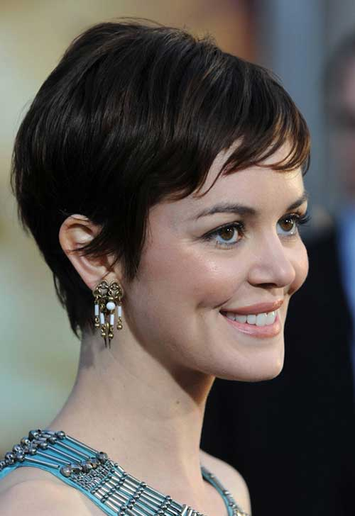 Medium Pixie Hairstyles Ideas