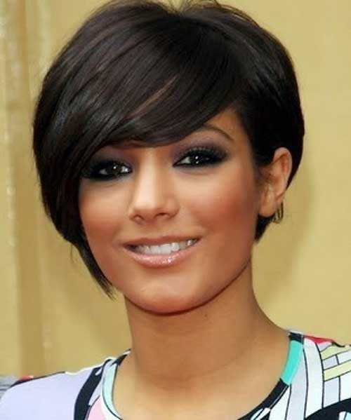 Modern Long Pixie Hairstyles