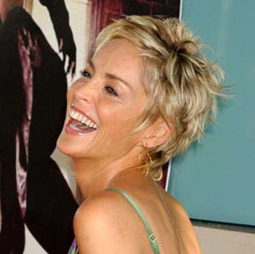 Nice Pixie Cuts Ideas Side View
