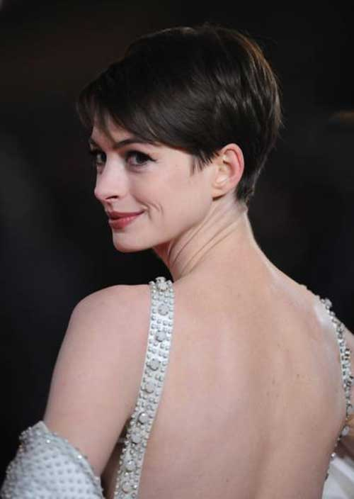 Pics of Fine Pixie Haircuts