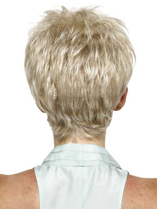 Pics of Pixie Haircuts Back View