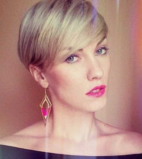 Best Pixie Cut Long Face