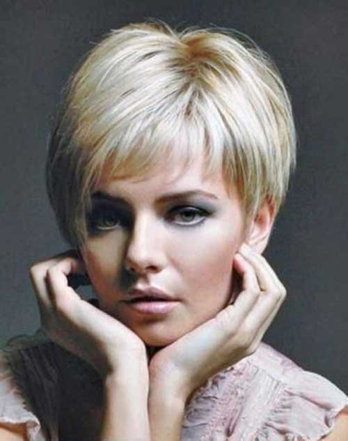 Nice Pixie Haircuts Women