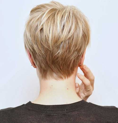 Nice Pixie Hairstyle Images
