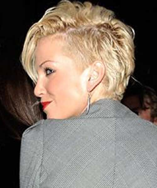 Layered Pixie Hairstyles Images