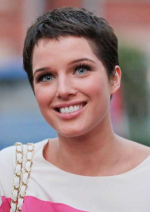 Pretty Short Pixie Cuts
