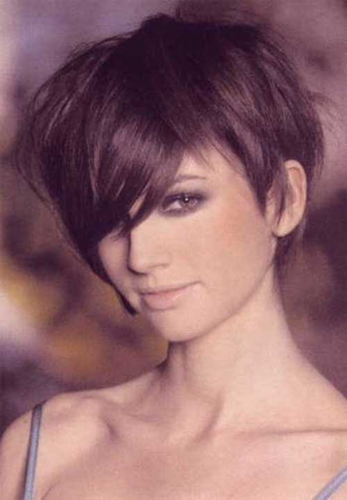 Short Choppy Pixie Hairstyles Ideas