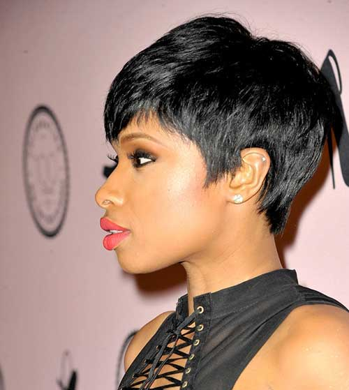 Short Pixie Cuts for Black Women