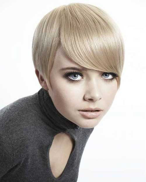 Straight Pixie Hairstyles Images