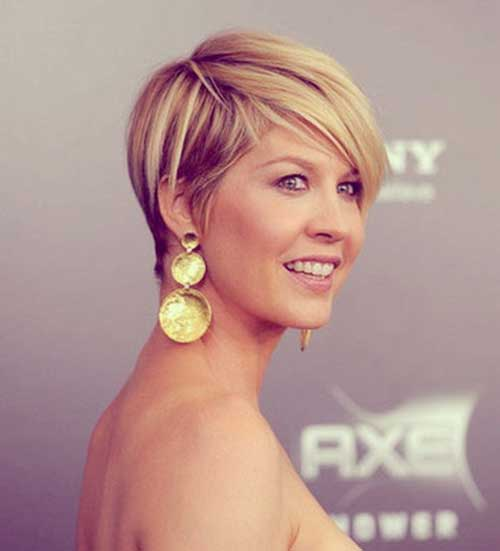Style Ideas for Pixie Cuts Ideas