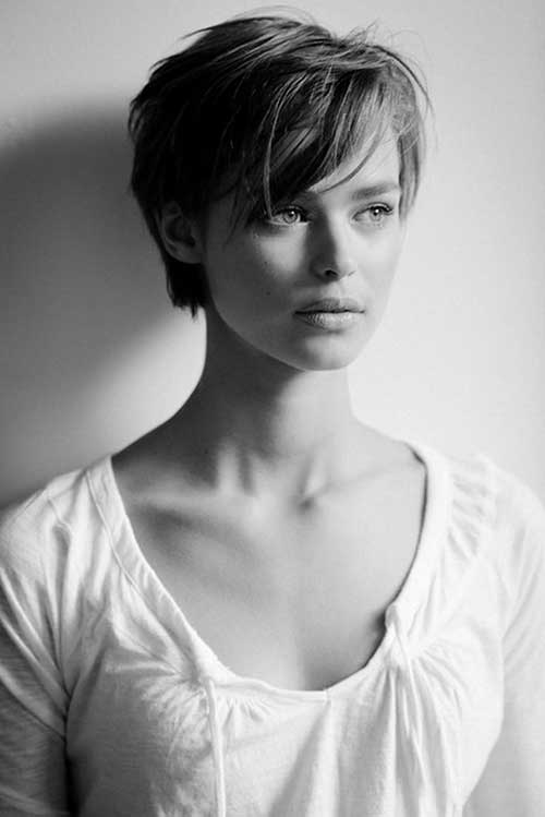 Stylish Pixie Haircut Styles 2014