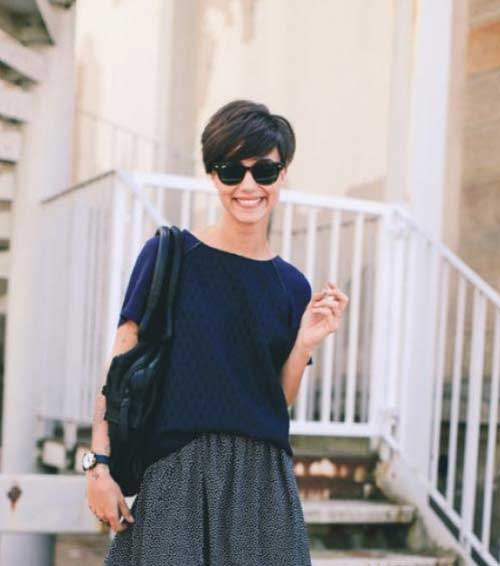 Stylish Pretty Pixie Cuts