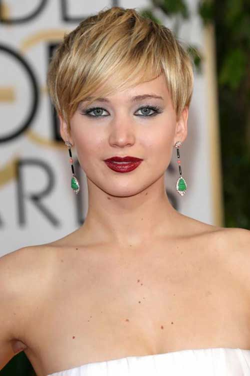 Textured Pixie Fine Hairstyles