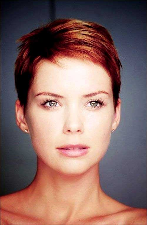 Swell 10 Short Pixie Cuts For Fine Hair Pixie Cut 2015 Hairstyle Inspiration Daily Dogsangcom