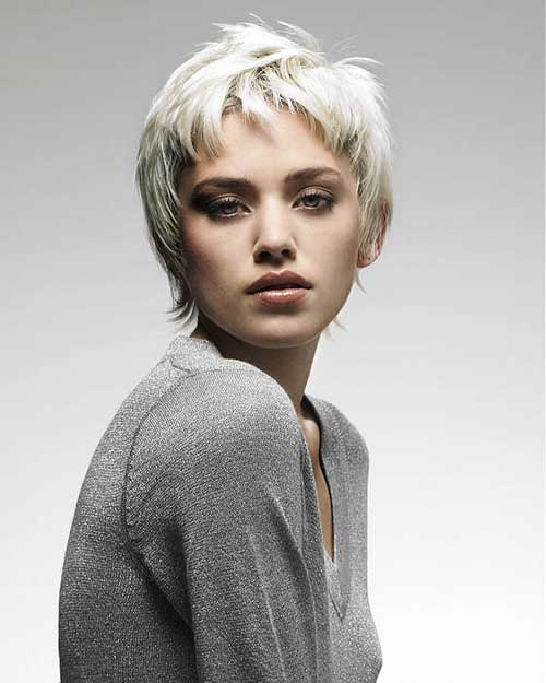 Trendy Modern Pixie Haircuts