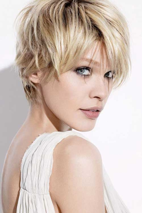 Trendy Tousled Pixie Ideas