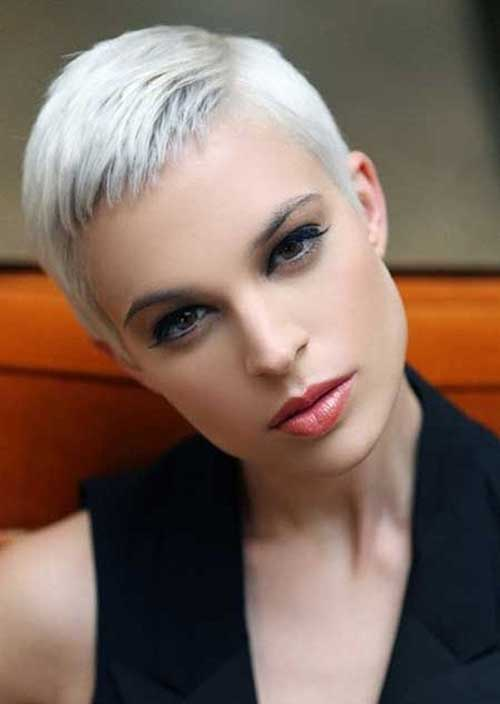 Very Short Pixie Hairstyles 2015