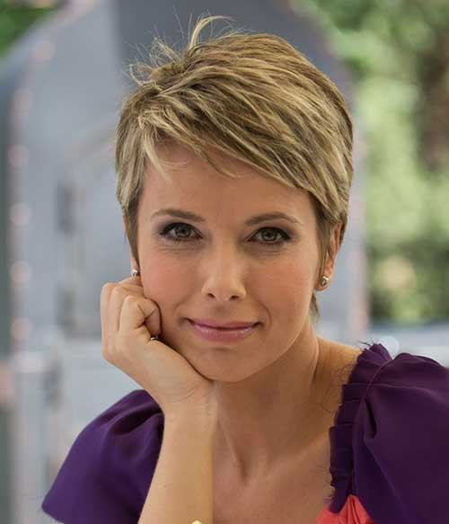 Very Short Pixie Hair Ideas 2015