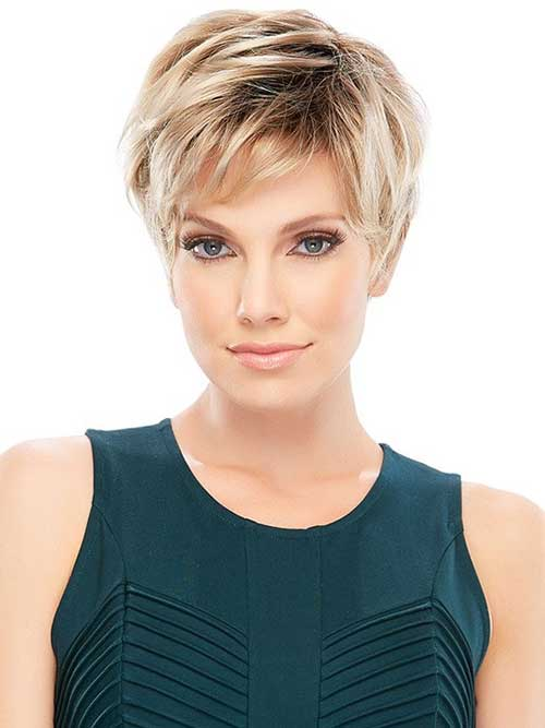 Chic Womens Pixie Haircuts 2015