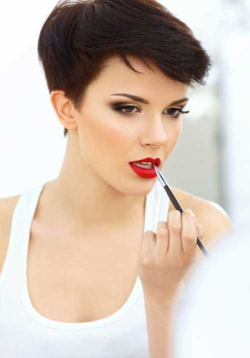 2015 Trendy Pixie Hairstyles