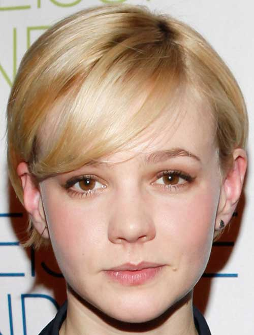 ... Haircuts For Gray Hair. on short blonde pixie cut hairstyles 2016
