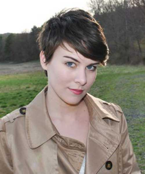 Casual Pixie Hair Cuts 2015