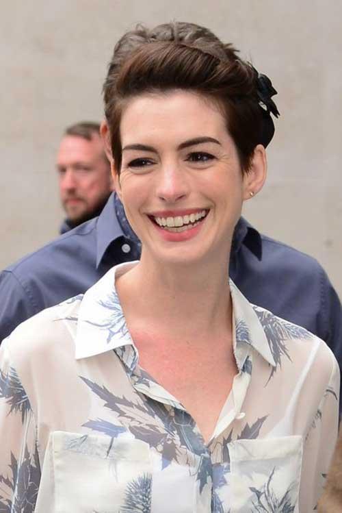 Celebrities Stylish Pixie Cuts