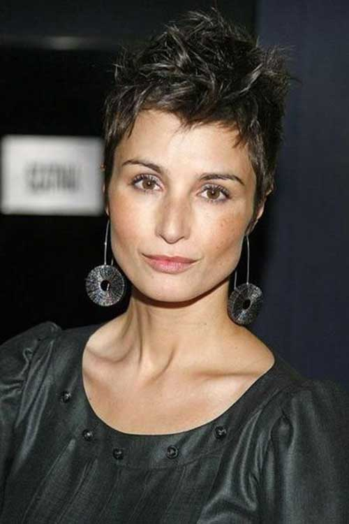 Classy Pixie Haircuts Pictures