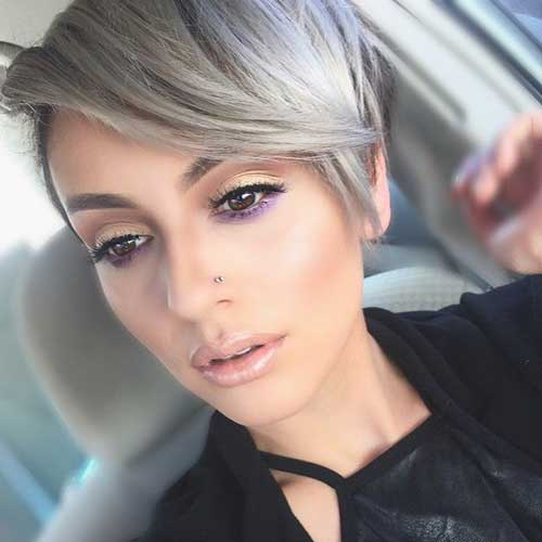 Cool Long Pixie Hair Cuts