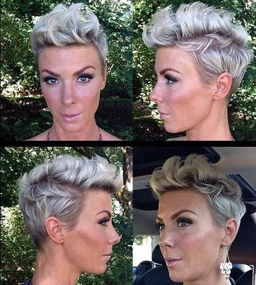 Curly Pixie Haircuts 2015